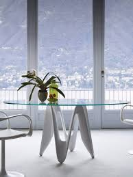 glass modern dining table 10 glass modern dining tables