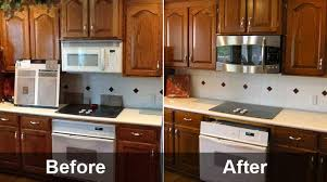 refinish kitchen cabinets paint or stain cabinet refinishing in springfield il refinishing cabinets