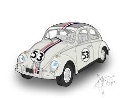 volkswagen bug clip art herbiethelovebug explore herbiethelovebug on deviantart