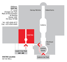 Mall Of The Emirates Floor Plan Welcome To Ductac The Dubai Community Theatre And Arts Centre