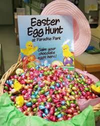 easter egg hunt eggs easter egg hunt paradise park