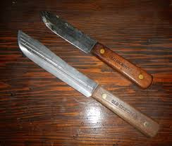 why not kephart style model bladeforums need reshape the handle mine like you did sure will only make better
