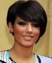 celebrity straight short hairstyles