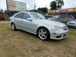 2006 mercedes c55 amg 2006 mercedes c class c55 amg 4dr sedan in jonesboro ga