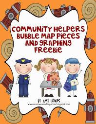 mrs lowes u0027 kindergarten korner community helpers unit plus a