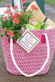 Gardening Basket Gift Ideas Gardening Gift Basket Idea Squared