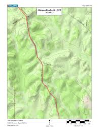 Delorme Maps Alabama Roadwalk