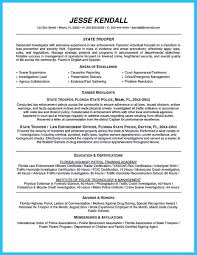 Resume Samples Law Enforcement by Writing A Clear Auto Sales Resume