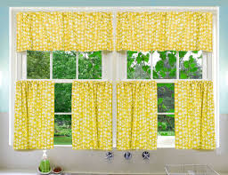 kitchen designs window treatments for kitchens combined