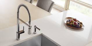 pre rinse kitchen faucets new align pre rinse kitchen faucet inspired by moen