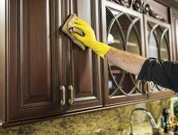 how to clean kitchen cabinets grease wonderfull how to clean grease from kitchen cabinets house