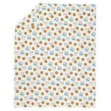 Organic Queen Duvet Cover Organic Milk And Cookies Flannel Full Queen Duvet Cover The Land