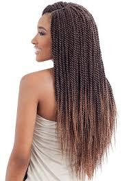 senegalese twist hair brand model model glance crochet braid senegalese twist small