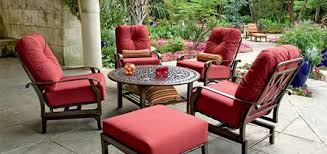 Winston Patio Furniture by Winston Replacement Cushions Sunbrella Replacement Cushions