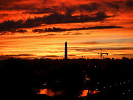 what color is orange red sky at night the science of sunsets