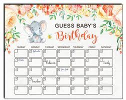 guess baby birthday etsy