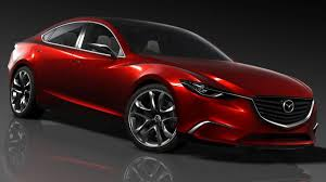 mazda 6 review mazda takeri concept foreshadows next mazda 6 autoweek