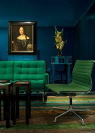 wannahave blue wallpapers in the living room u2013 bijou kaleidoscope