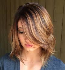 angled hairstyles for medium hair 2013 80 sensational medium length haircuts for thick hair in 2018