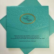 Islamic Invitation Cards 2018 Designs Islamic Muslim Wedding Card Worldwide Shipping