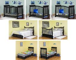 Baby Crib Convertible To Toddler Bed On Me Violet 7 In 1 Convertible Lifestyle Crib Nursery