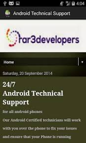 android tech support android technical support android apps on play