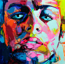 People Painting by Q U0026a With Knife Painter Francoise Nielly Scene360