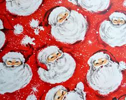 vintage christmas wrapping paper rolls truck wrapping paper etsy
