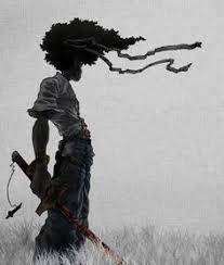 afro samurai u2013 anime 19 afro samurai anime pinterest afro