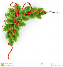 holly leaf and berries eps stock photography image 5875562