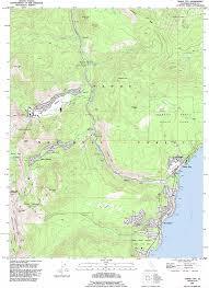 Map Ca Tahoe City Topographic Map Ca Usgs Topo Quad 39120b2