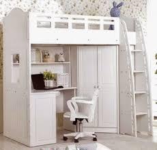 white loft bed with desk kids loft bed with desk white carpet bunk bed closet wardrobe best