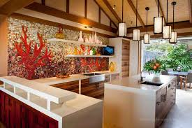Sims Kitchen Ideas Delectable 30 Tropical Kitchen Interior Inspiration Design Of