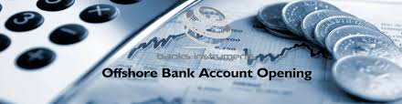 offshore bank account opening banks instruments