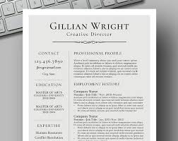 Simple Resume Sample For Job by 122 Best Resume Template For Instant Download Images On Pinterest