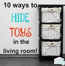 Room Storage 25 Best Living Room Toy Storage Ideas On Pinterest Toy Storage
