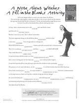 halloween printables worksheets u0026 activities teachervision