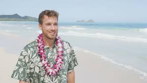 Hawaii travel man images Man talking on smart phone on hawaii beach having conversation on jpg