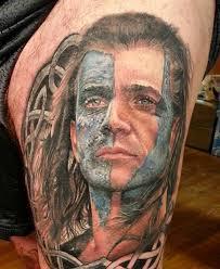 sarah miller tattoo gallery william walace mel gibson