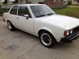 1980 toyota corolla for sale buy 1980 toyota corolla 1 8 with mazda rotary engine turbo in