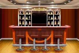 Home Wet Bar Decorating Ideas 20 Bar And Stool Designs For The Luxury Homeowner Mirror Set