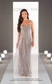 gold color bridesmaid dresses sequin bridesmaid dress sorella vita
