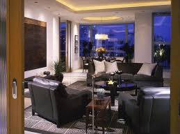 Open Floor Plan Condo by Luxury Loft Nicole Deichl Design Residential View South Beach San