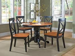 Small Round Dining Table Home Design Small Round Glass Table Gobali Dining And Chairs