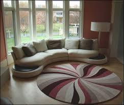 carpet for living room ideas circular design carpet living room with white sofa and corner l