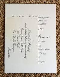 The Invitation Card The Invitation Assembly Guide Tara Guérard Soirée