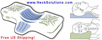 best bed pillows for neck pain therapeutic pillows therapeutic neck pillow