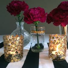 Wedding Candle Centerpieces Diy Wedding Centerpieces 40 Candle Decorating Ideas To Light Up