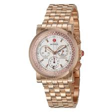 ladies rose gold bracelet watches images Michele classic dress to impress mww01c000059 jpg