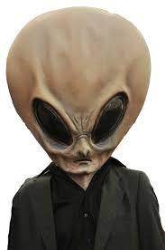 alien halloween costume big alien head mask u0026 halloween costumes from costume cauldron